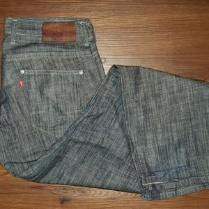 Levi's Red Jean's 33x34